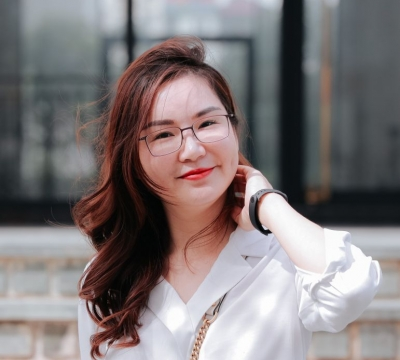 Mrs. Scarlet Dao - CEO & Founder of Lam Khang JSC - Success is built on the basis of efforts repeated every day