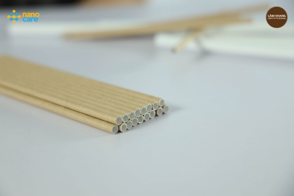 Natural Paper Straw