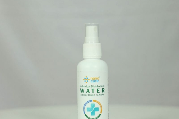 Nanocare Individual Disinfectant Water