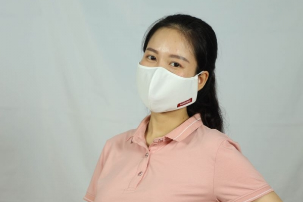 Nano Silver Face Mask 4 - Ply