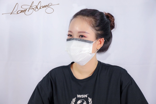 Notch-top quality Disposable Face Mask anti-fog and anti-glare