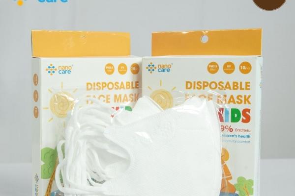 3D Kids Mask
