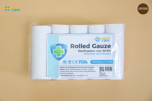 Rolled Gauze