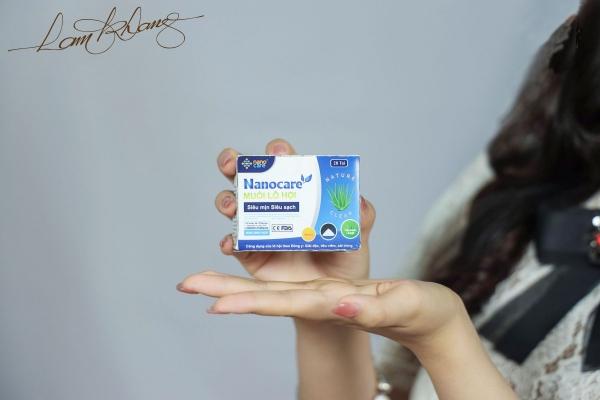 Nanocare Aloe Vera Nasal Wash Salt