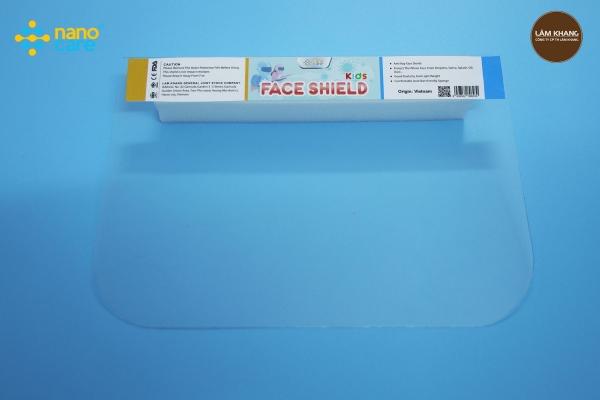 Nanocare Protective Face Shield Kids