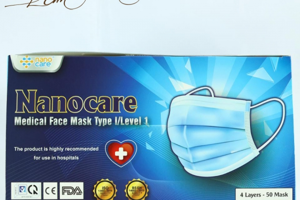 Disposable Face Mask Level 1
